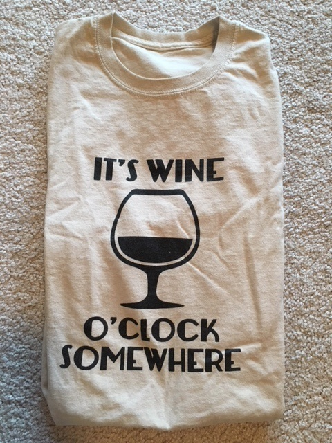 Another wine shirt